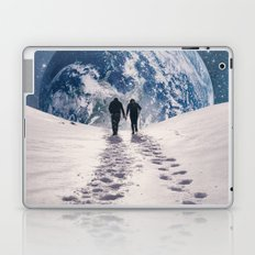 Pale Blue Dot Laptop & iPad Skin