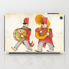 López, bass drum iPad Case