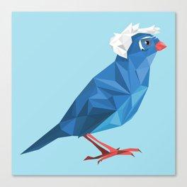 Birdie Sanders Canvas Print