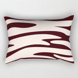Animal Print Pattern – Zebra 2 Rectangular Pillow