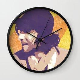 Baseball Fields Forever Wall Clock