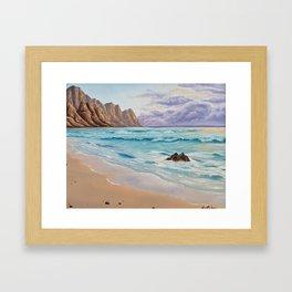 Kogel Bay, South Africa Framed Art Print