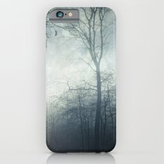 Dark Path - Misty Forest in November iPhone 6s Slim Case