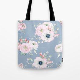 Dog Roses #society6 #buyart Tote Bag