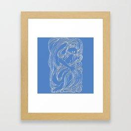 Claustrophilia Framed Art Print