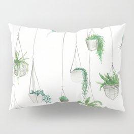 Urban Greenery: Part 1 Pillow Sham