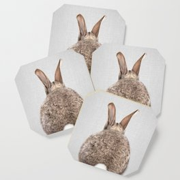Rabbit Tail - Colorful Coaster