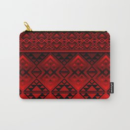 The Lodge (Red) Carry-All Pouch