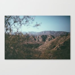 Angels National Forest Canvas Print
