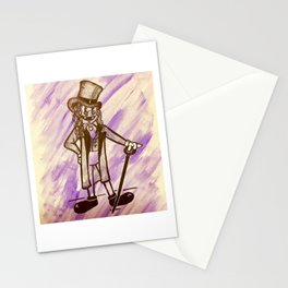 Fancy Vamp Stationery Cards