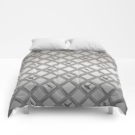 X Wing TIE Fighter Pattern Comforters