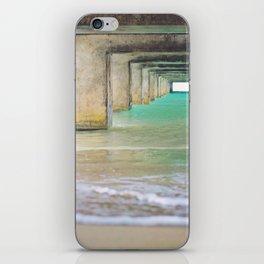 Hanalei Bay Pier Fine Art photography iPhone Skin