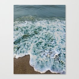 Beach paradise Canvas Print