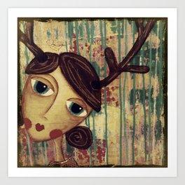 Coco's Closet- She Lives Inspired Art Print