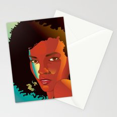 Painted Lady Stationery Cards