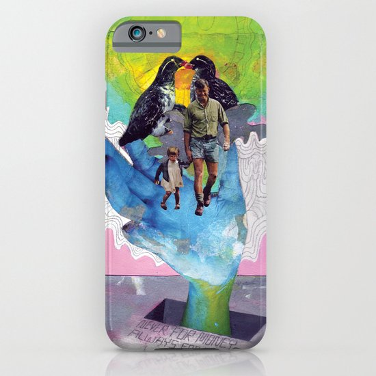 Never for Money Always for Love iPhone & iPod Case