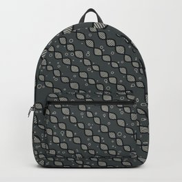 DNA- Grayscale Backpack