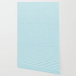 Blue and Green Werner Werkstatte pattern Wallpaper