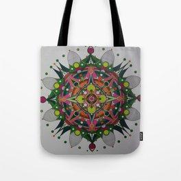 Mandala 001 Tote Bag