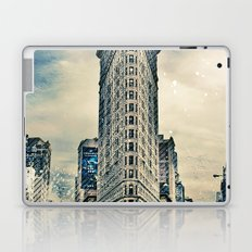 Flatron Building - New York City Laptop & iPad Skin