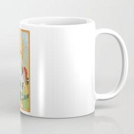 "Celebrity Tarot: Ellen as ""The Sun"" Coffee Mug"
