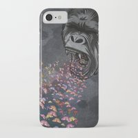 butterflies iPhone & iPod Cases featuring Butterflies by Paula Belle Flores
