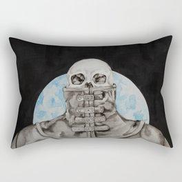 Cloak of Night Rectangular Pillow