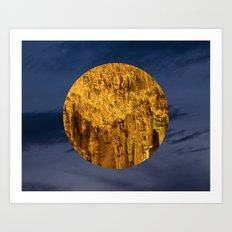 Little Planet #04 Art Print