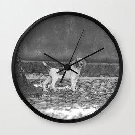 Alert! Wall Clock