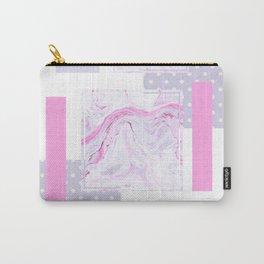 Geometric - Quadrangles, Pastel Carry-All Pouch