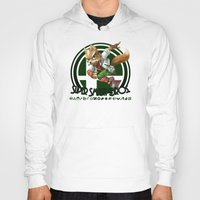 super smash bros Hoodies featuring Fox - Super Smash Bros. by Donkey Inferno
