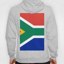 South Africa Flag Hoody