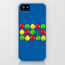 It's All Fun and Games, Until... iPhone Case