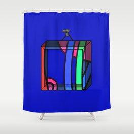 Frames 01 Shower Curtain
