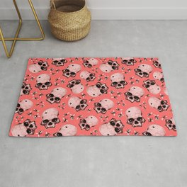 Pink Buzz Rug