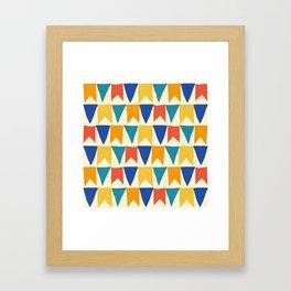 Let's Party! Framed Art Print