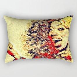 Ebony Joy Rectangular Pillow