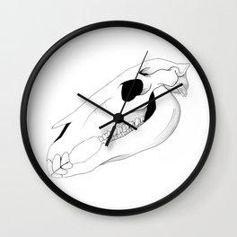 Horse (2) Wall Clock
