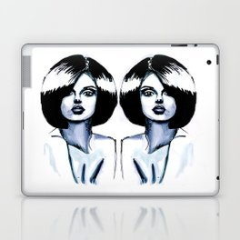 Here to stay Laptop & iPad Skin