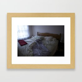Solitude 2 Framed Art Print