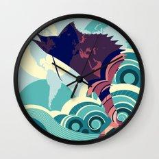 Seven Seas Explorer  Wall Clock