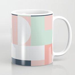 Abstract Geometric 08 Coffee Mug