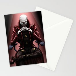 Dr. W.D. Gaster - Underfell Stationery Cards