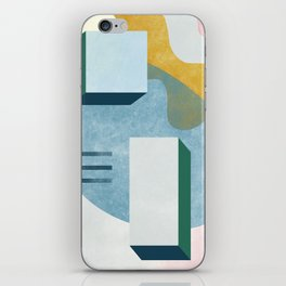 Collide iPhone Skin