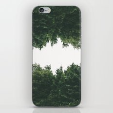 Forest Reflections VI iPhone & iPod Skin
