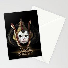 Cat Wars Amidala Stationery Cards