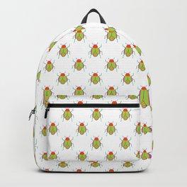 AB039-17 Cute Bugs Pattern Backpack