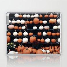 Autumn Pumpkins Laptop & iPad Skin