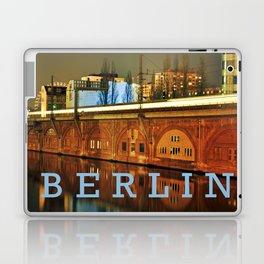 NIGHTTRAIN - RIVERSIDE - BERLIN Laptop & iPad Skin
