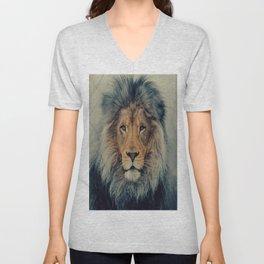 Lion King Unisex V-Neck